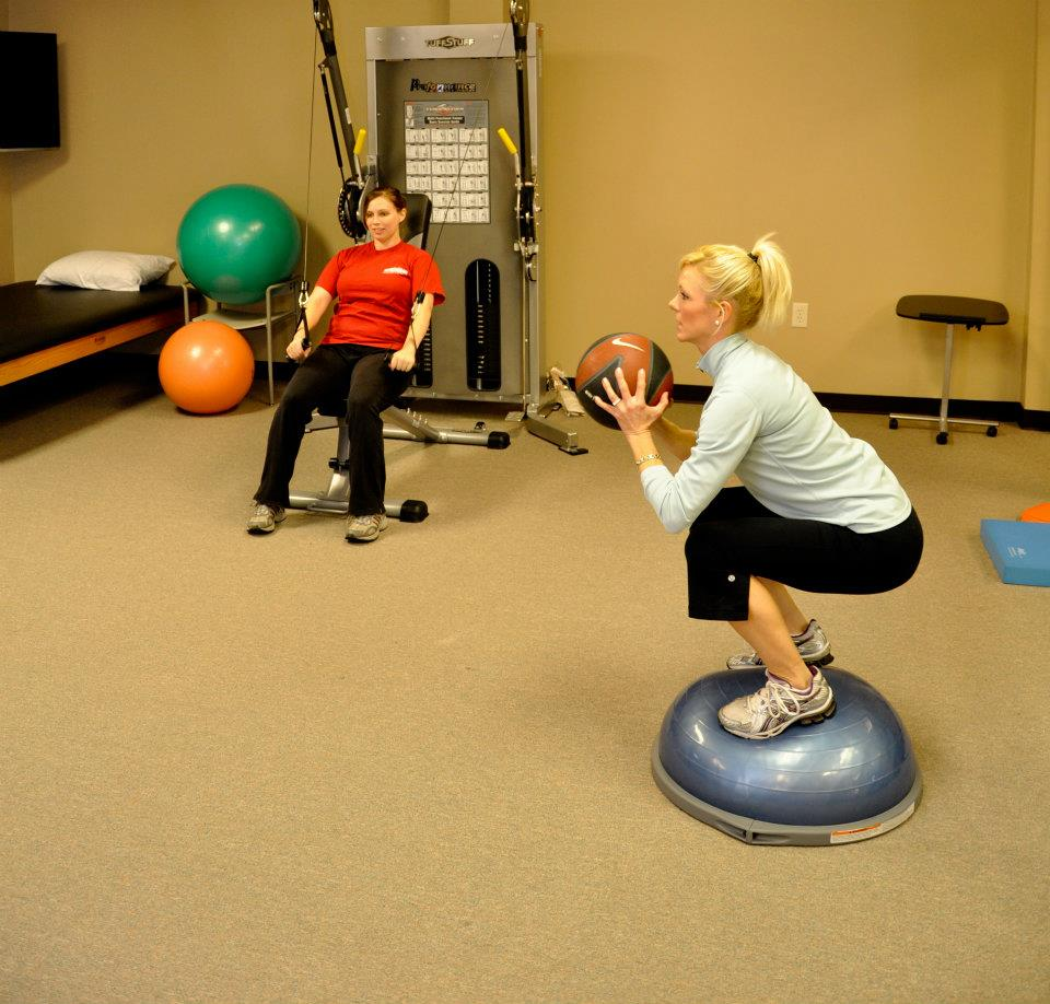 Balance exercise physical therapy - Strength Training