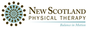 New Scotland Physical Therapy Albany, NY Retina Logo